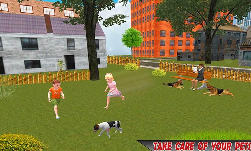 Pet Vet Animal Rescue Hospital Game