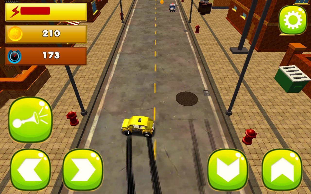 RC Car Driving Simulator: Street Racing