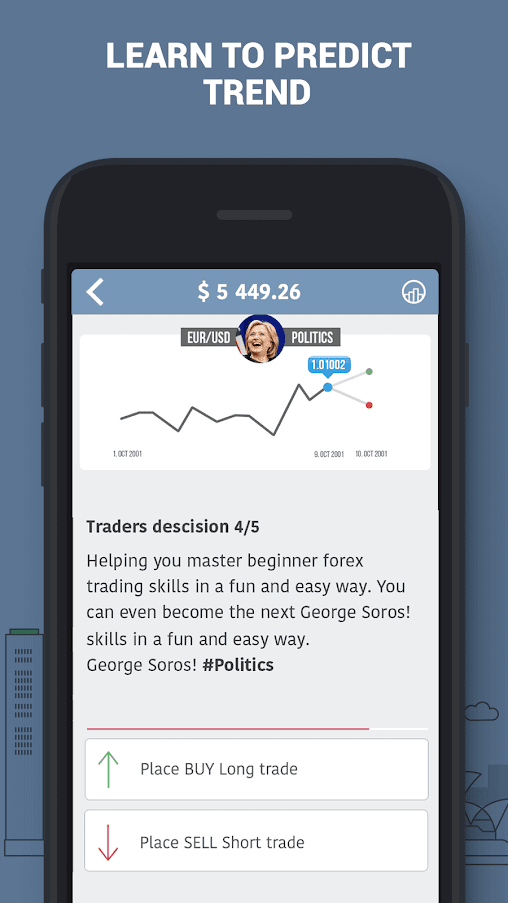 Trading Game: all in one Trading Simulator app