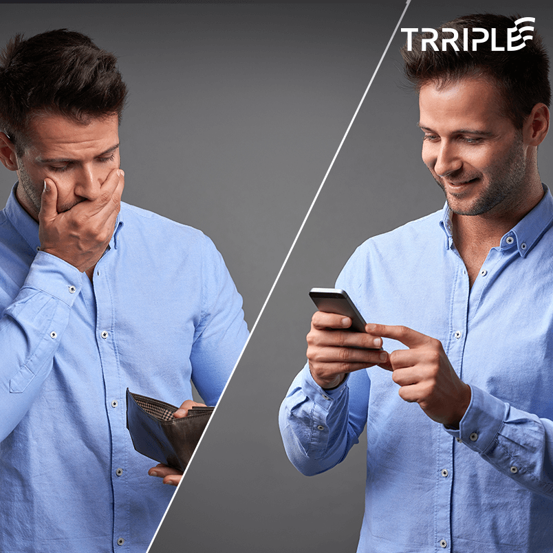 Trriple Mobile Wallet
