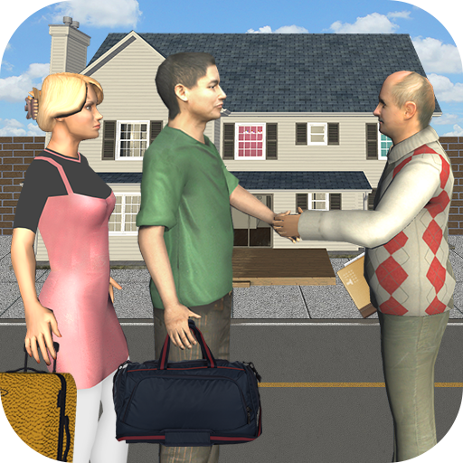 Virtual Happy Family: House Search