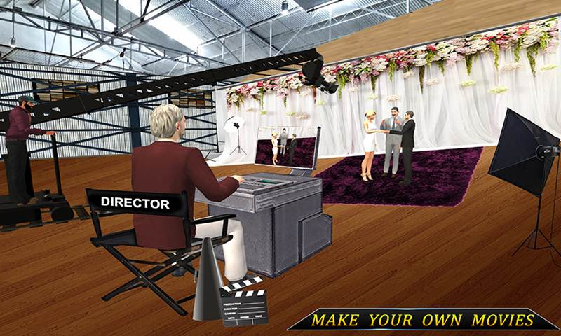Virtual Movie Director: Studio Stories