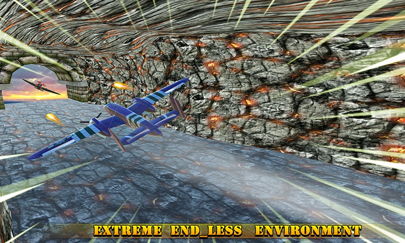 Wings War - Endless Drone Fire Flight 2018