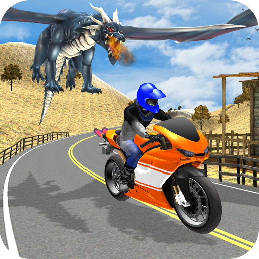 Bike Racing Dragon Adventure