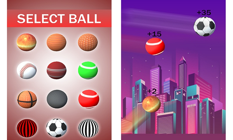 Crazy Ball Turns: Will it End?