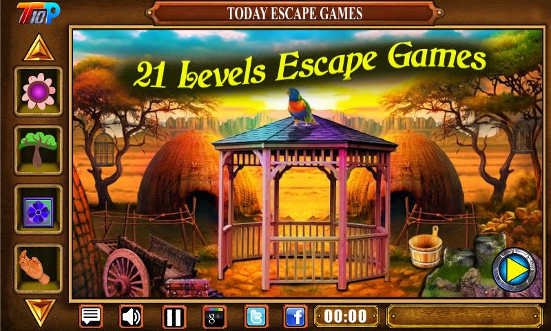 Free New Escape Games 049-Hidden Escape Games