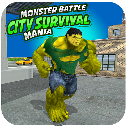 Monster Battle City Survival Mania
