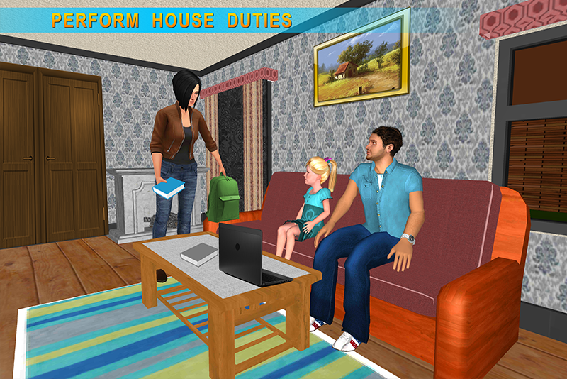Virtual Lawyer Mom Family Adventure