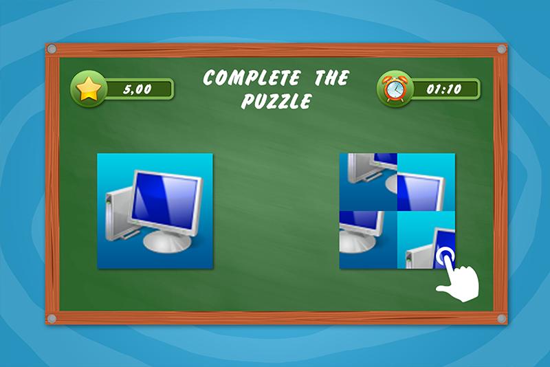 Virtual School Computer Genius Kids
