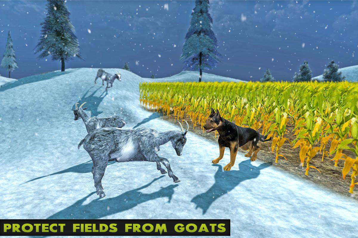 Arctic Shepherd Dog Simulator 2017