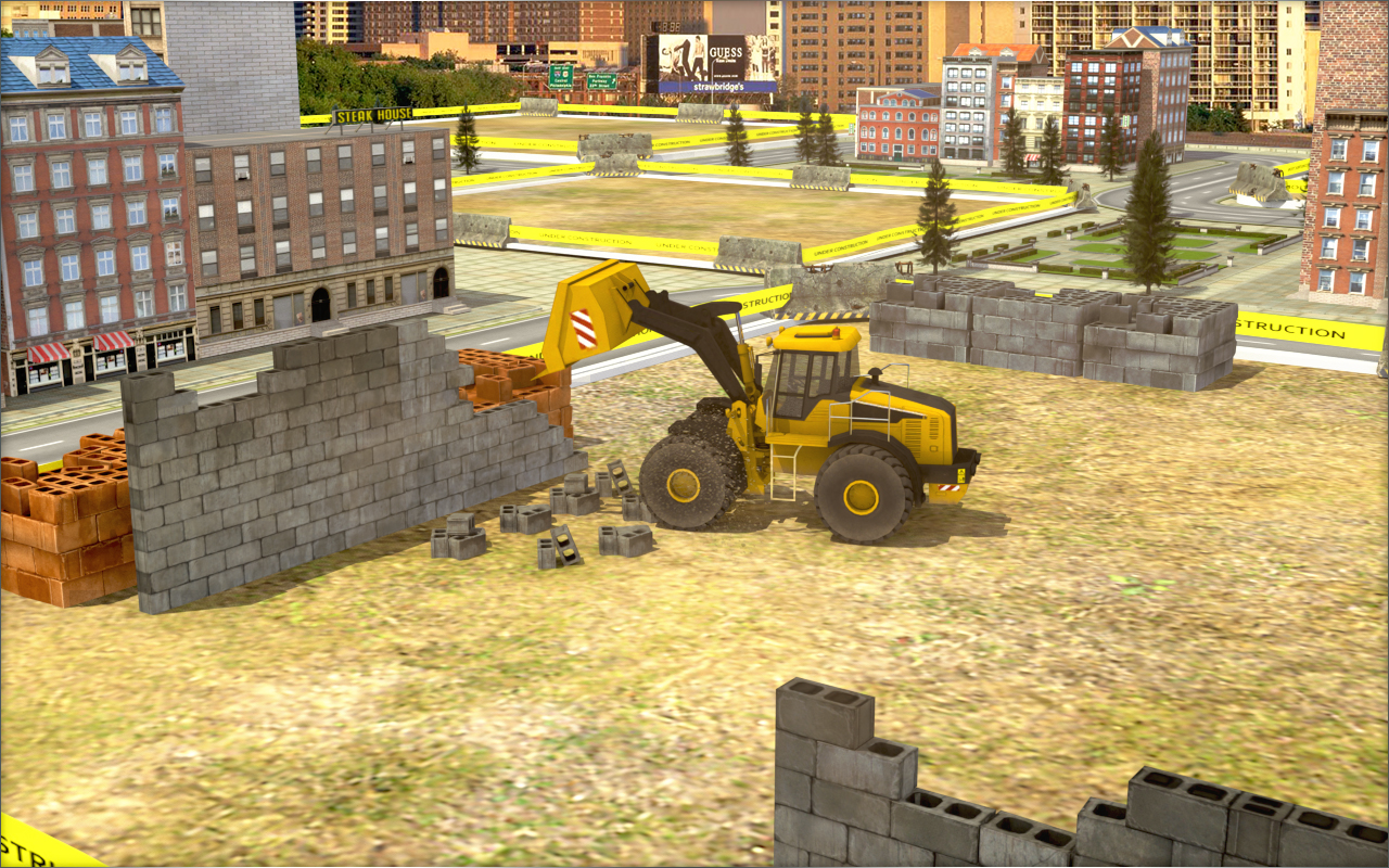 City Construction: Building Simulator