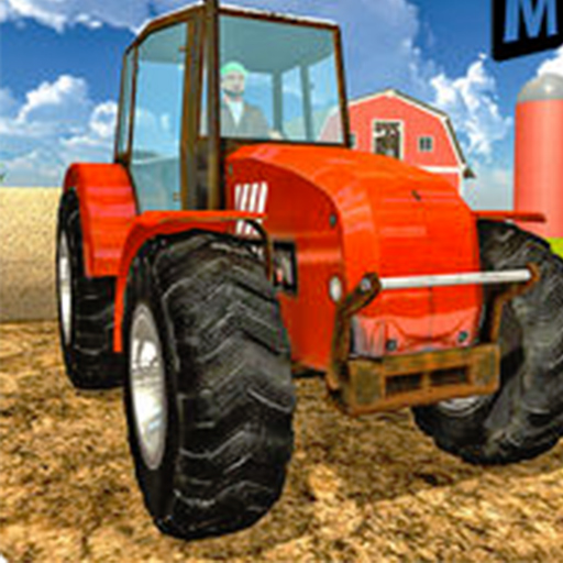 Farming Tractor Simulator 2017 3D: Hill