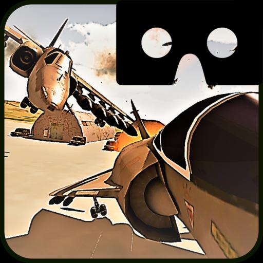 Modern Aircraft Strike VR (free 0.00€)