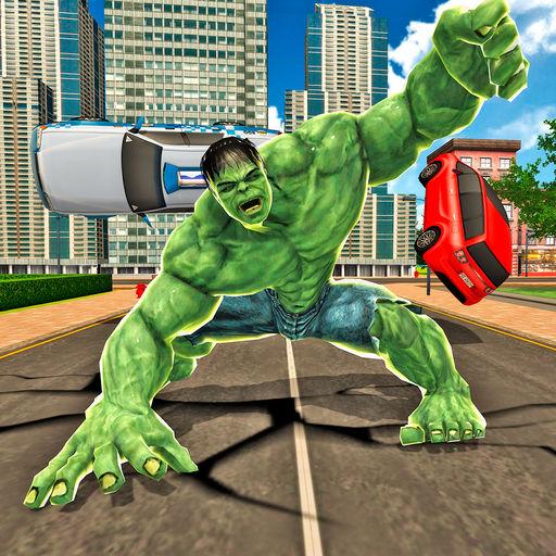 Monster Hero City War