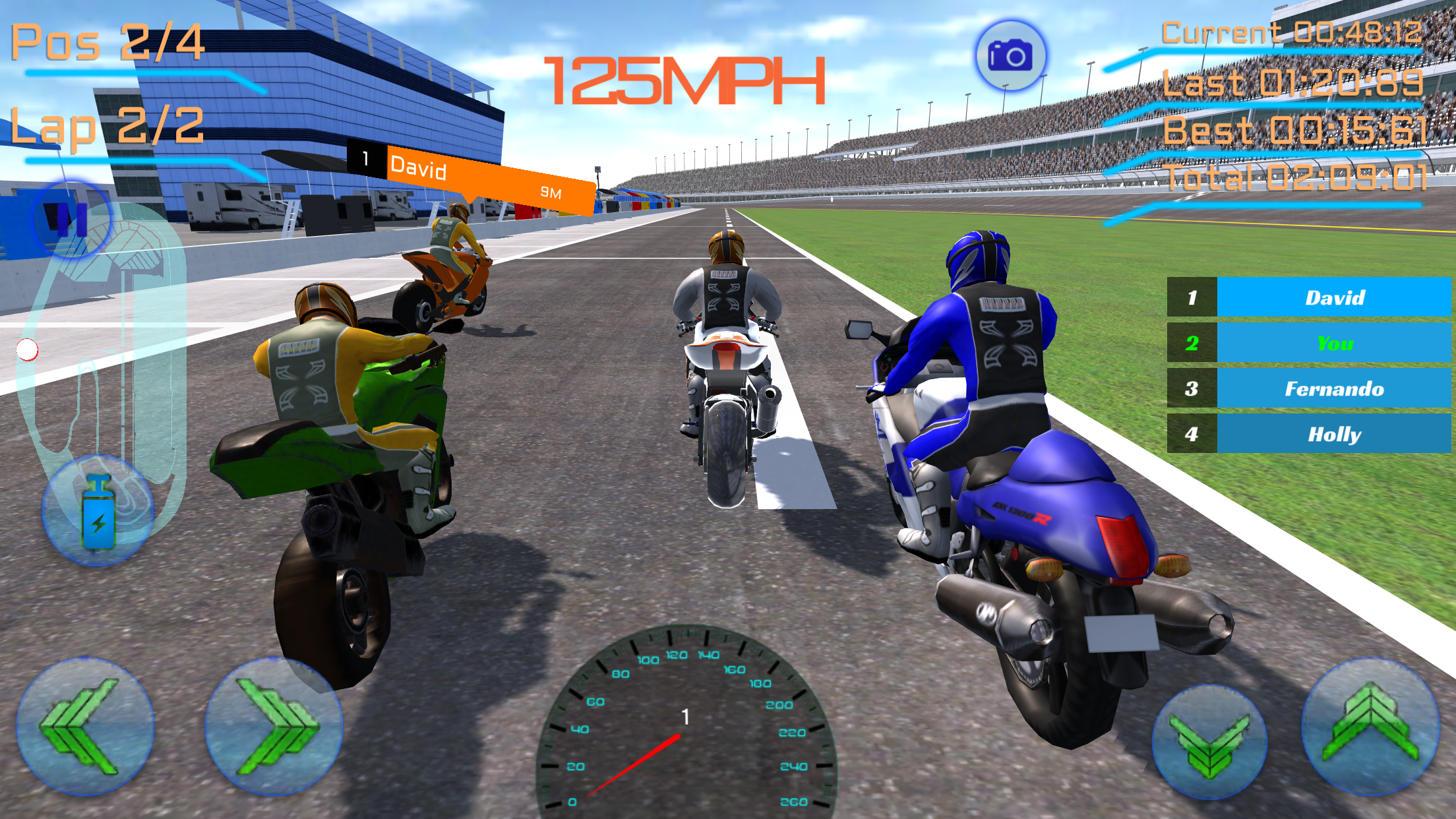 MotoGP Racing Simulator 18