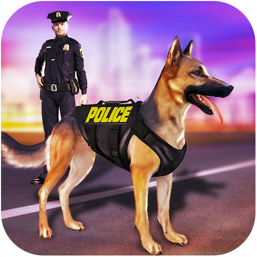 Police Dog Crime Escape 3D
