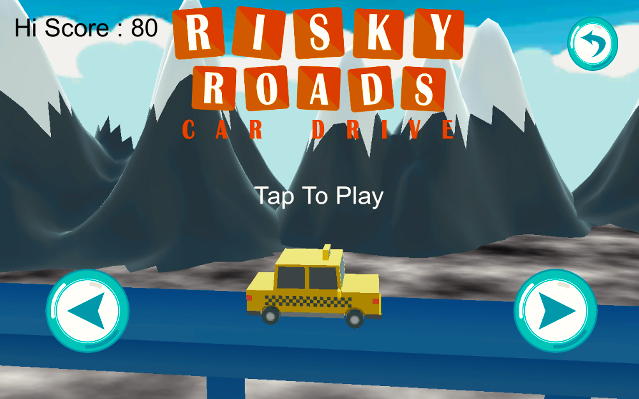 Risky Roads: Extreme Car Driving