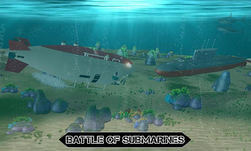 Submarine Last Battlefield
