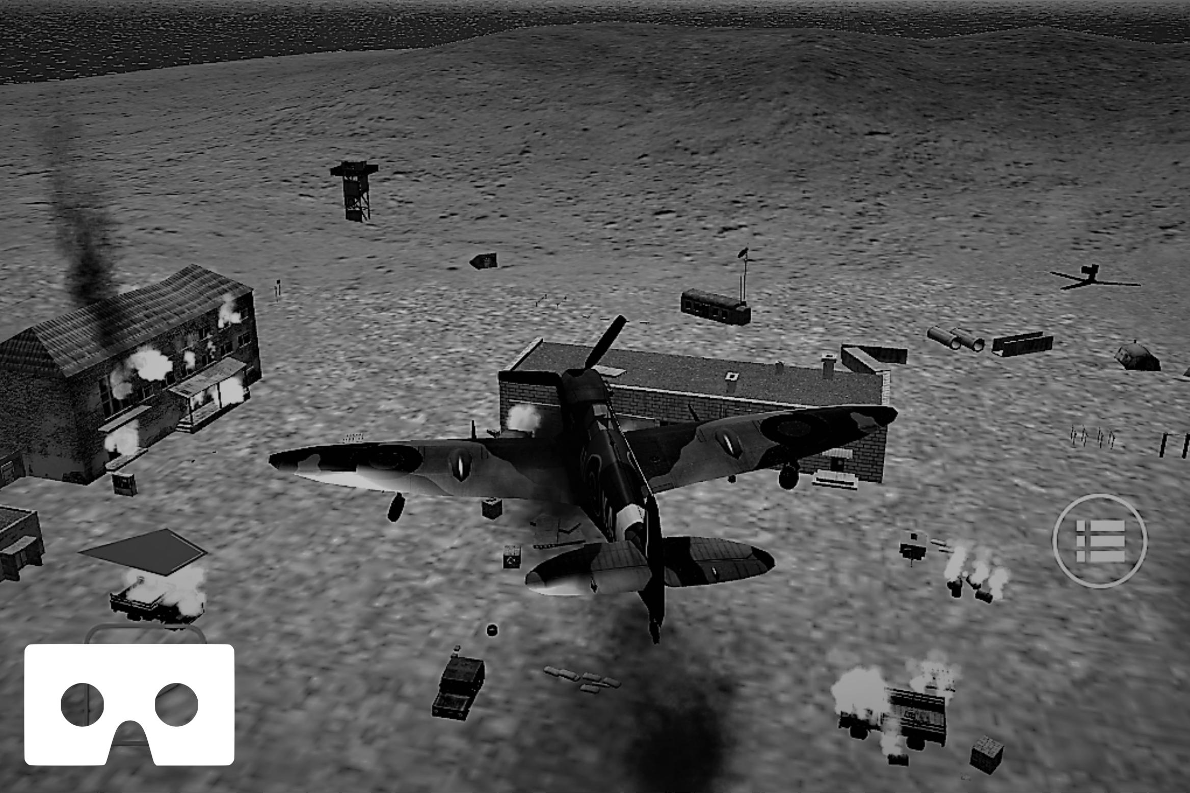 WW2 Aircraft Strike VR