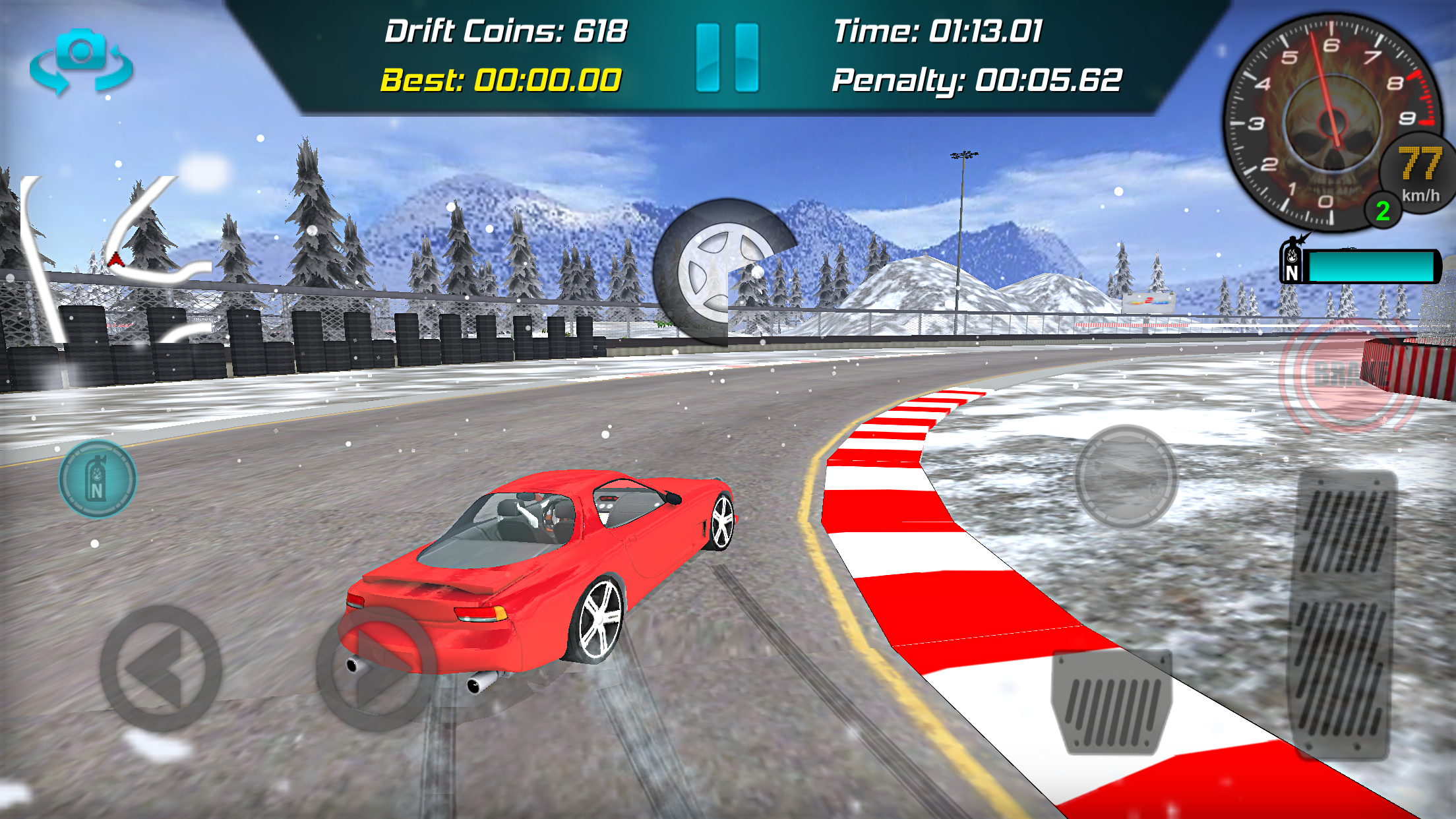 Xtreme Car Drift Simulator