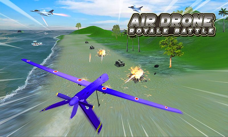 Air Drone Royale Battle