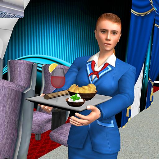 Airport Hostess Air Staff