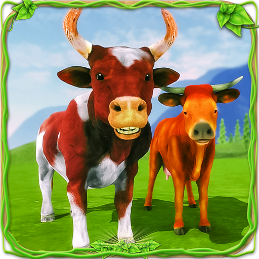 Bull Family Simulator: WildCraft
