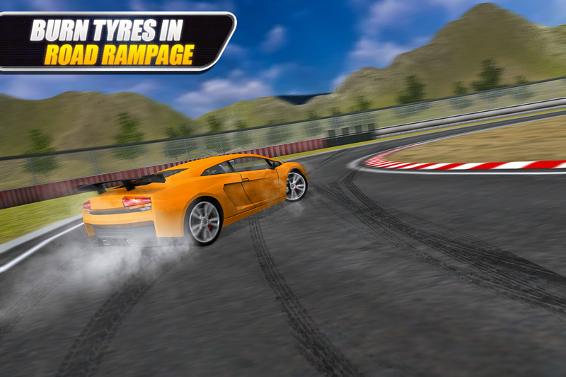 Car Racing Simulator – Drift & Stunts