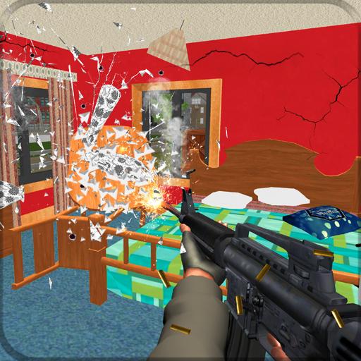 Destroy City Interior Smasher
