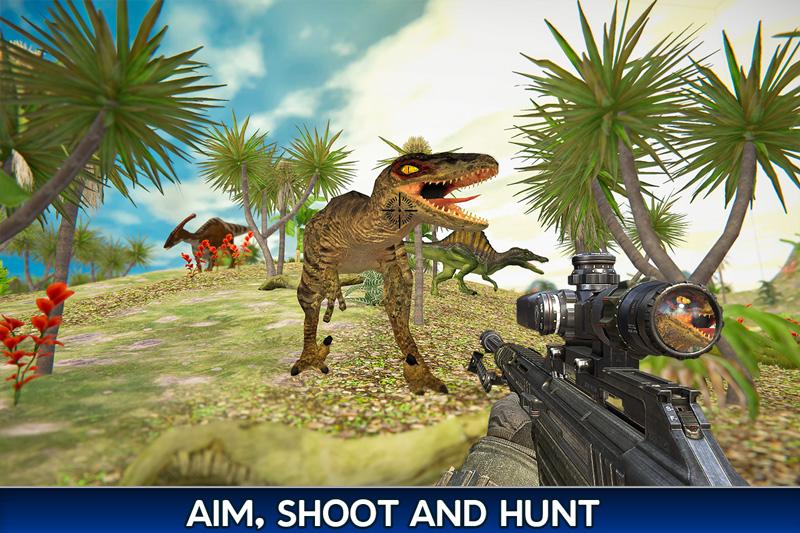 Dinosaur Hunter 2019