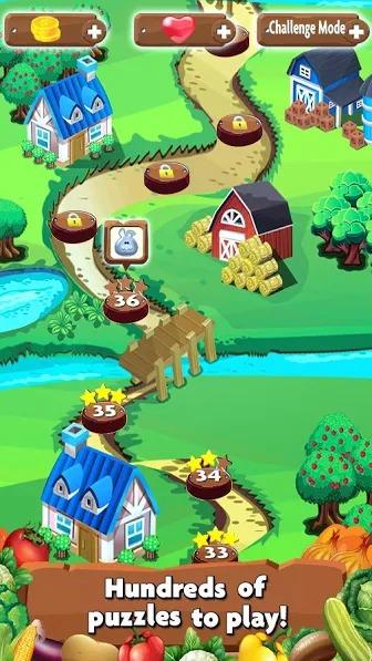 Farm Day - Free Match 3 Games