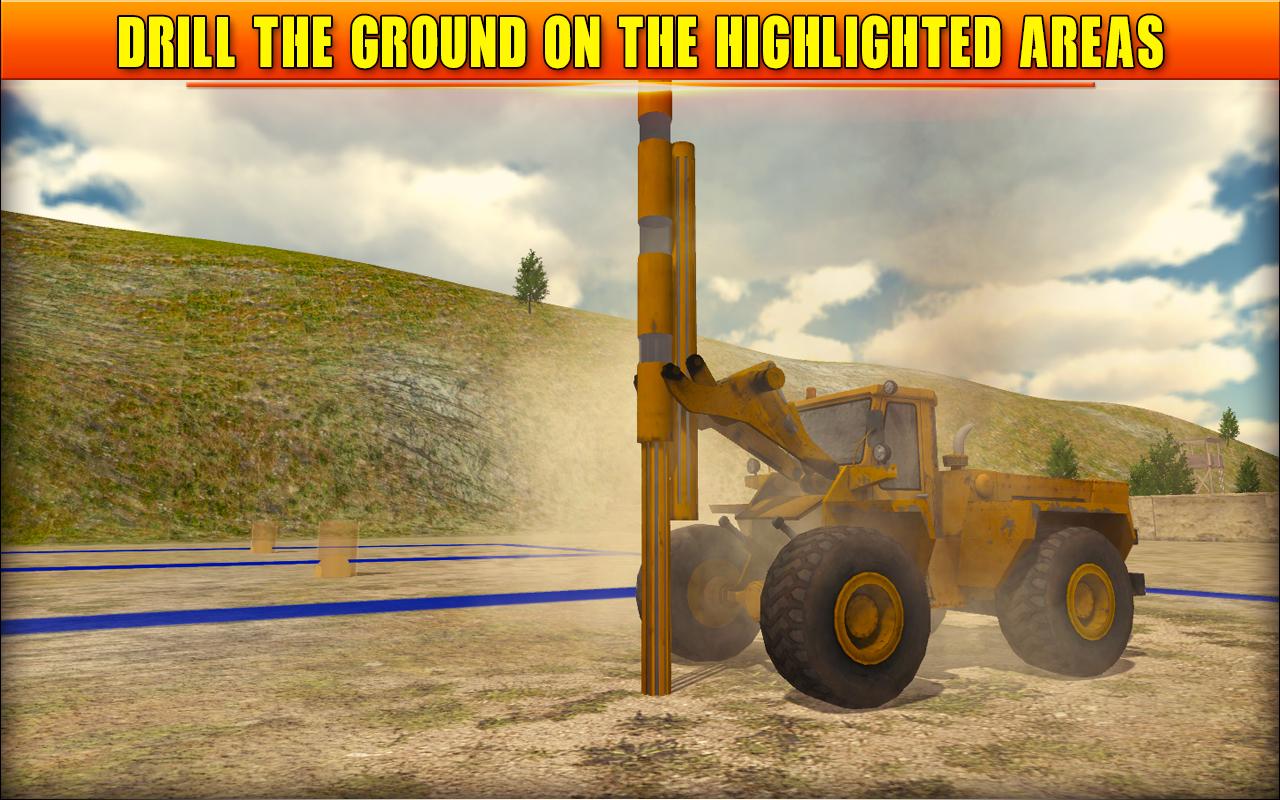New Construction Simulator Game: Crane Sim 3D