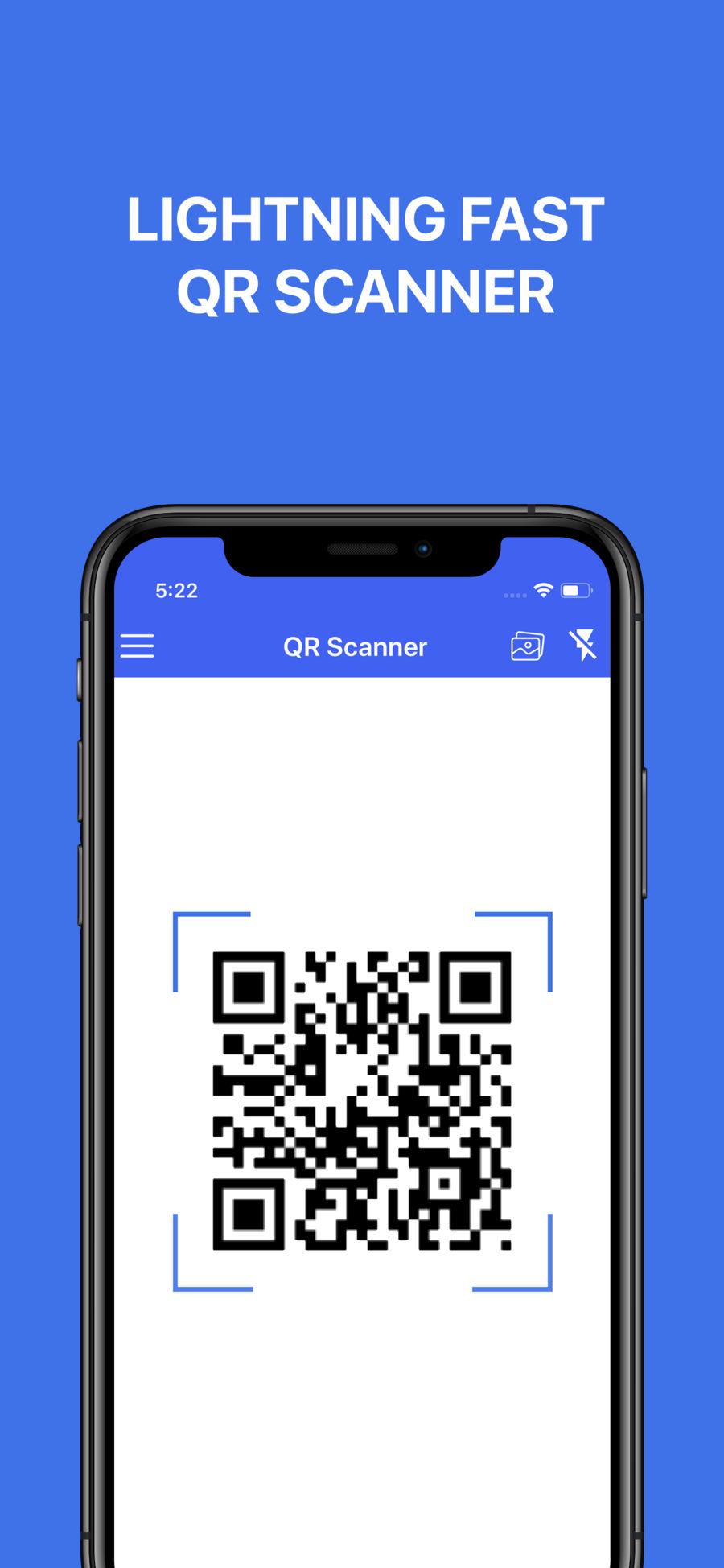 QR Scanner & Generator