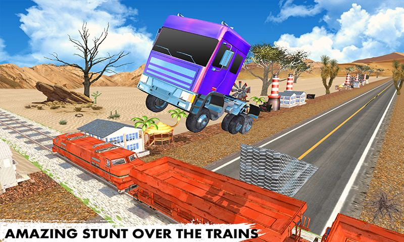 Racing Vehicles Highway Stunts