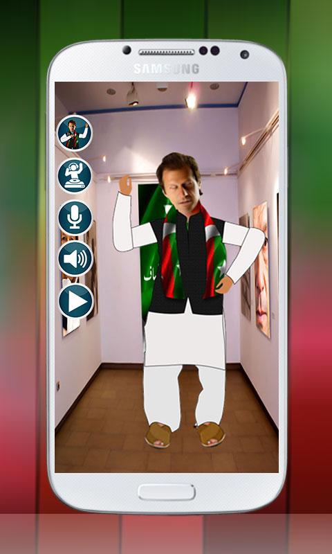 Talking Imran Khan – Kaptaan Talking PTI