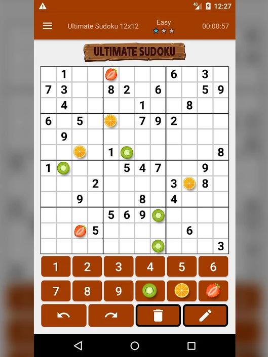 Ultimate Sudoku Puzzle