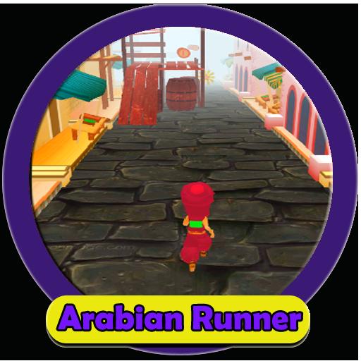 Arabian Runner: Endless Runner Mission
