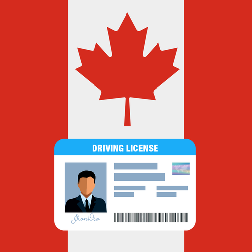 Canadian Driving License Test