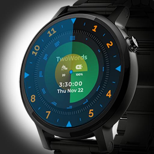 Krono Premium Watchfaces for Wear OS 2.0