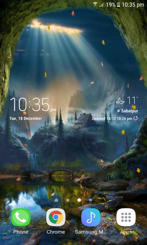 Dream Land Live Wallpaper