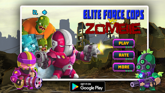 Elite Force : Zombie Attack