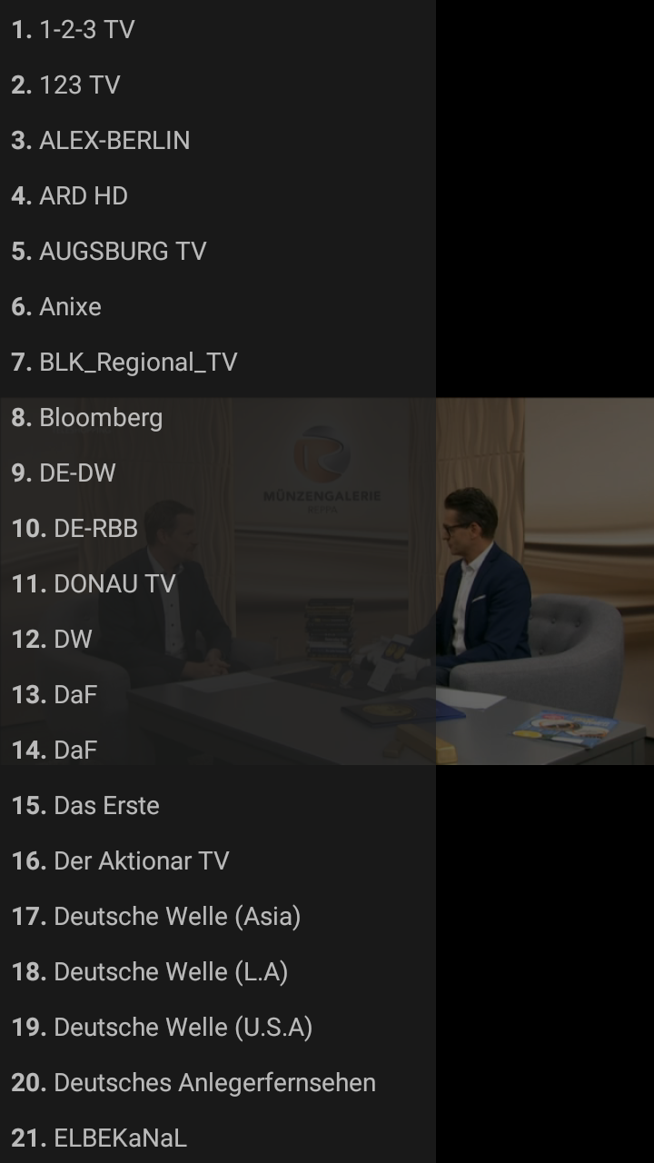 Germany IPTV Free