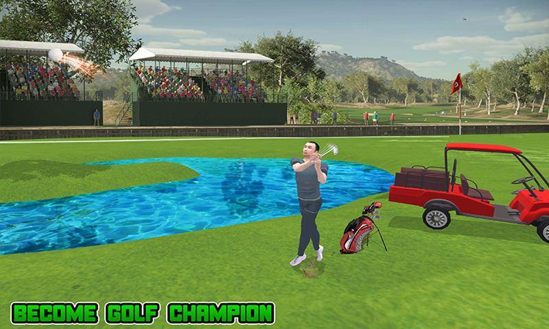 Golf Club Master