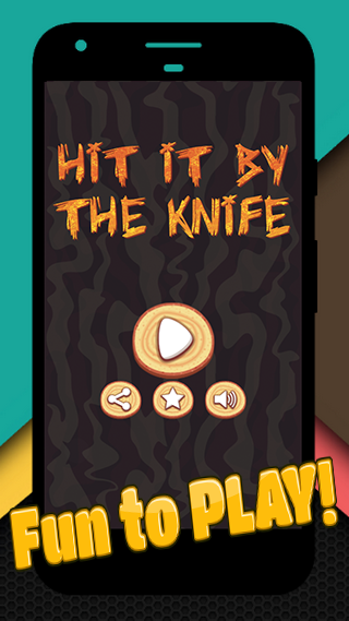 Hit by the Knife - A Sword Game Challenge