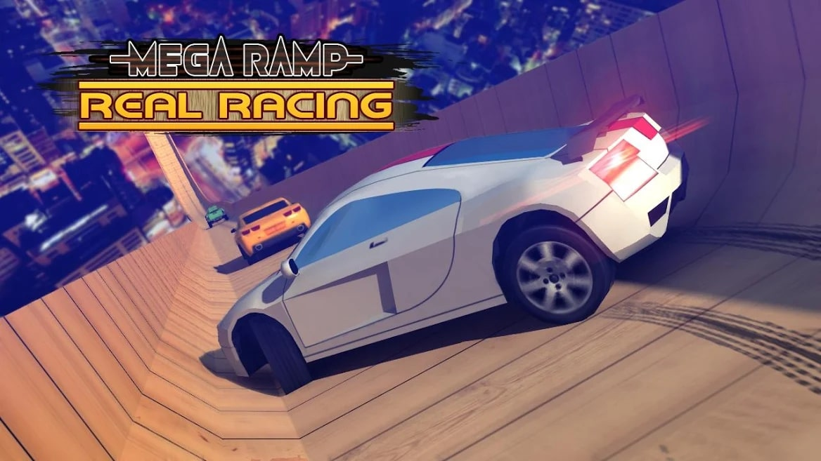 Mega Ramp - Real Racing