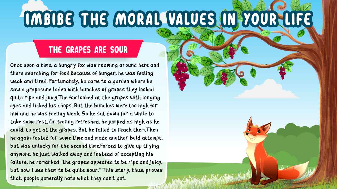 Moral Stories: Short Stories in English with Moral