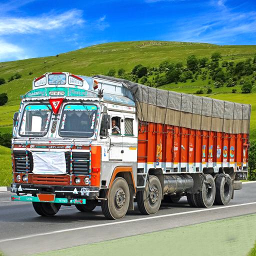 New Offroad Cargo Truck - Truck Simulator Games 3D
