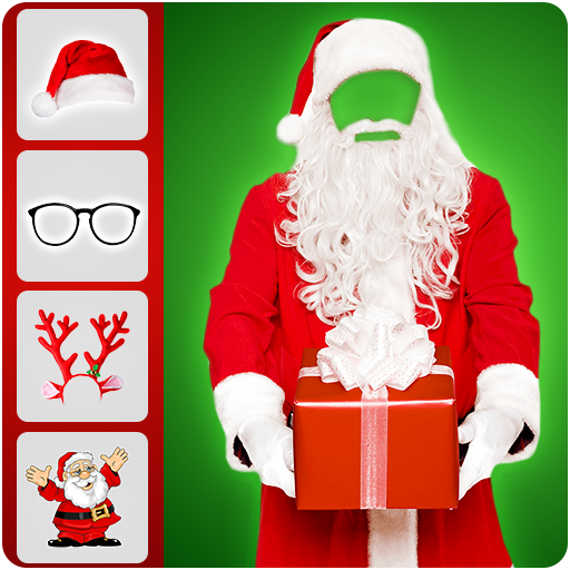 Santa Claus Photo Editor - Christmas photo maker