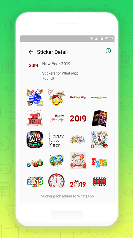 Stickers for WhatsApp: Collection of WAStickerApps
