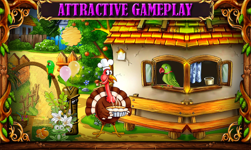 Thanksgiving Escape Game